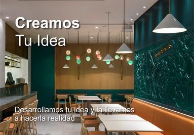 Fabricacion Muebles para restaurantes