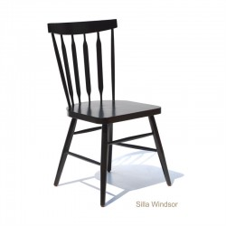 Silla de Madera windsor