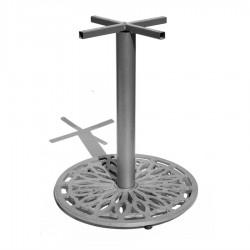 Base pedestal Jardin plato de 60 cm