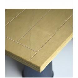 Cubierta duraply 100% exterior 80x80 cm