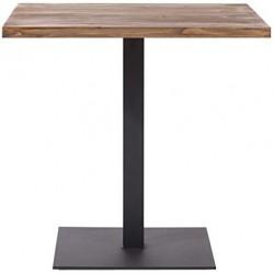Base para Mesa placa 50 cms cuadrada