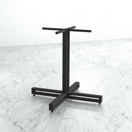 Base pedestal para mesa