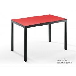 Mesa usos multiples 80x120 cm