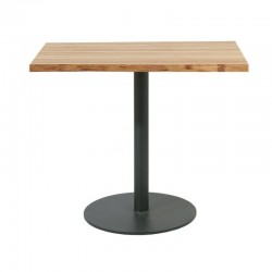 Mesa para restaurante de 80x80 cms