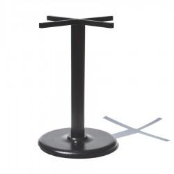 Base pedestal para mesa plato 55 cm