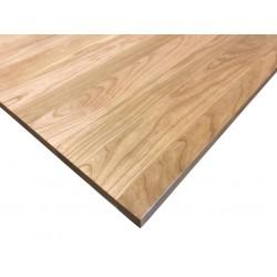 Cubierta en madera solida de 80x70 cm